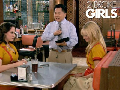 2 Broke Girls (CBS) Created by Michael Patrick King, Whitney Cummings