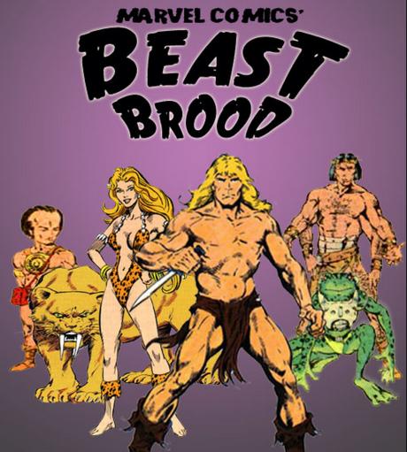 Ka-Zar and the Beast Brood