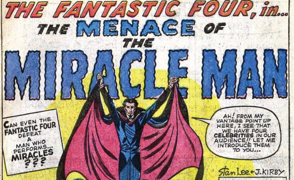 Fantastic Four #3 (1962)
