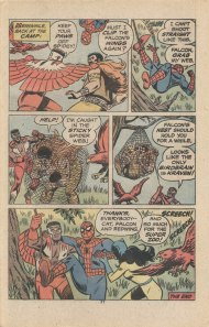 Spidey Super Stories Co-Starring Falcon Page 11