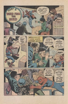 Spidey Super Stories Co-Starring Falcon Page 2