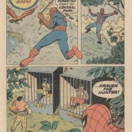 Spidey Super Stories Co-Starring Falcon Page 5