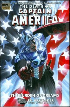 From the Death of Captain America, Vol. 2 (2008) by Ed Brubaker and Steve Epting