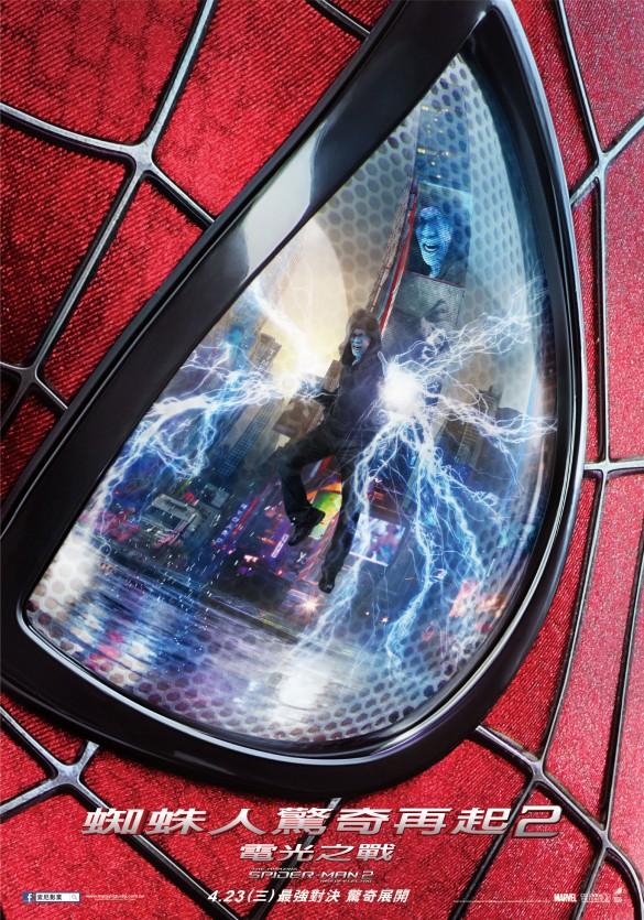 蜘蛛人惊奇再起 2: 电光之战