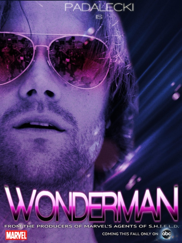 WONDERMAN a new TV series from Marvel and ABC