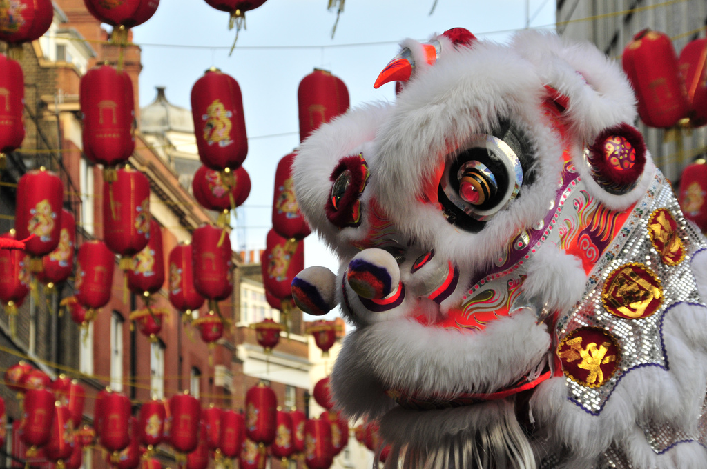 A Chinese New Year\'s Story – a TOUCH of KOAN